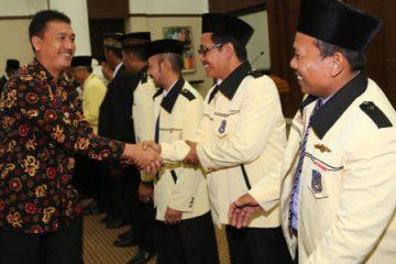 Pelantikan Pengurus Apdesi Banten
