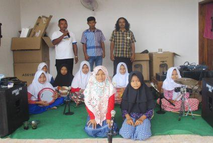 Pembinaan Seni Budaya Desa Pasir Barat 2017
