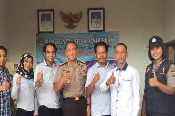 Staff Desa Bersama Kapolresta Tangerang