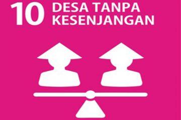SDGs Desa Nomor 10 : Desa Tanpa Kesenjangan Tahun 2021