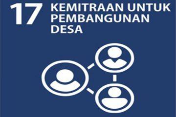 SDGs Desa Nomor 17 : Kemitraan Untuk Pembangunan Desa Tahun 2021